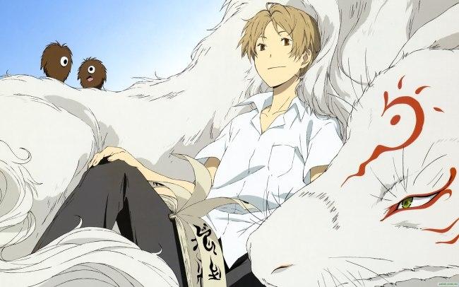 NatsumeTakashi -Natsume's Book of Friends