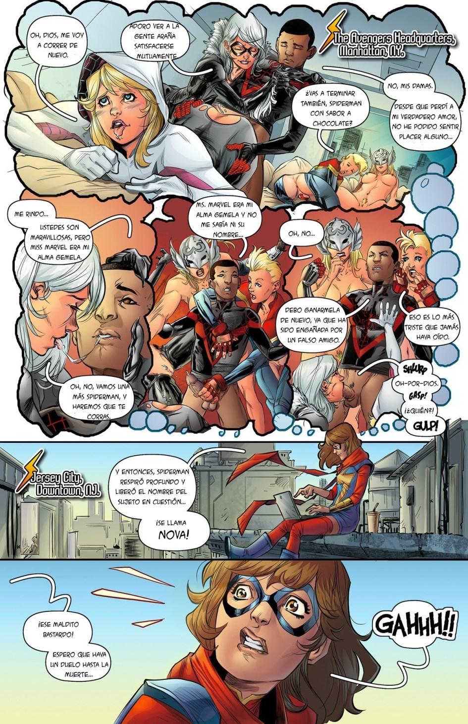 Comics en espanol