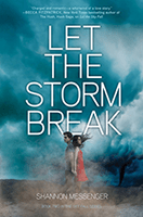 Let the Storm Break (Sky Fall #2) by Shannon Messenger