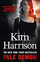 Pale Demon (The Hollows #9) by Kim Harrison
