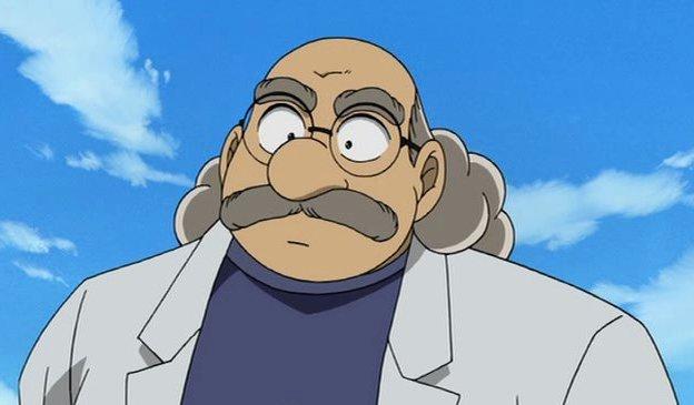 Hiroshi Agasa-Detective Conan