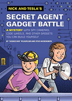 Nick and Tesla's Secret Agent Gadget Battle (Nick and Tesla #3) by Bob Pflugfelder & Steve Hockensmith