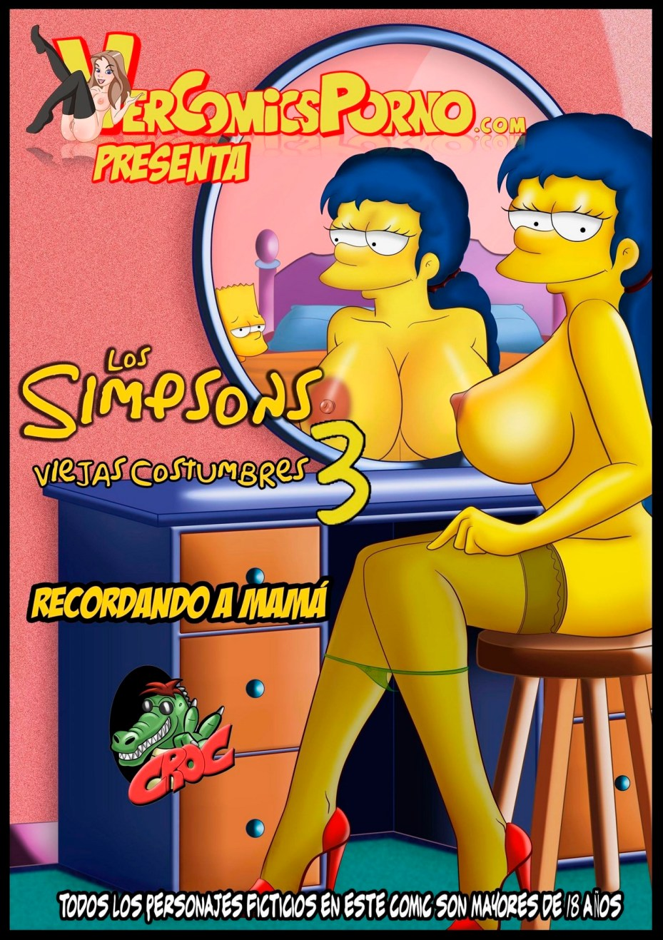 marge simpson sexy