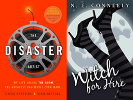covers of books Isa recently got