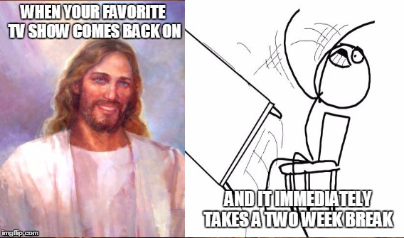Image Tagged In Smiling Jesus Table Flip Guy Imgflip