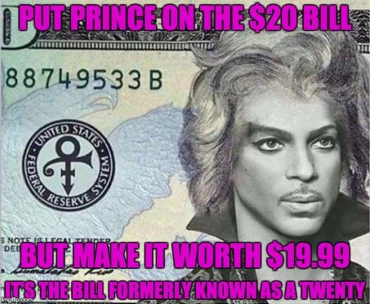 Image result for prince dollar meme
