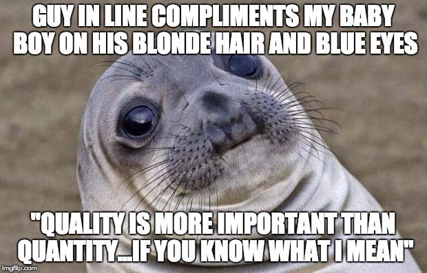 Um Thanks I Guess