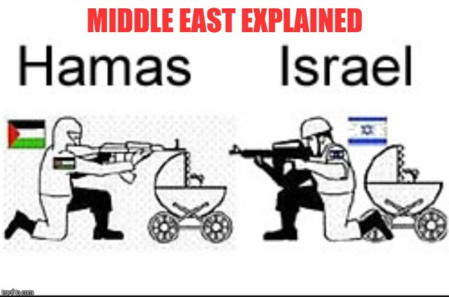 Image result for fuck hamas