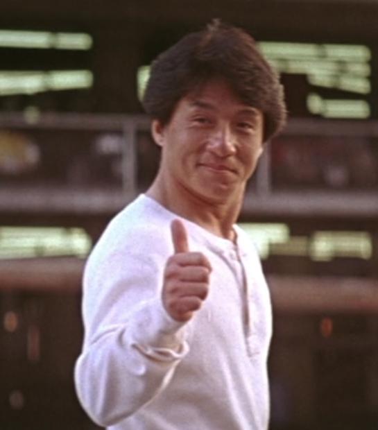 Jackie Chan Thankful Blank Template Imgflip