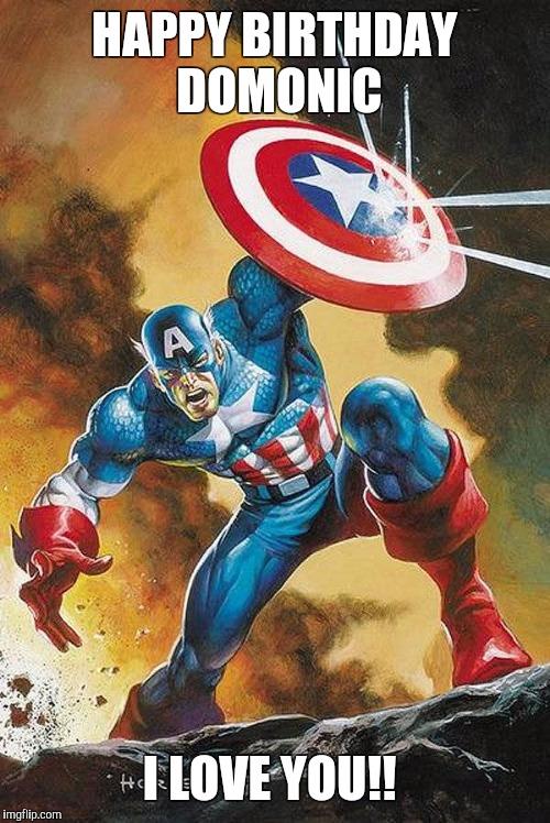 Captain America Imgflip