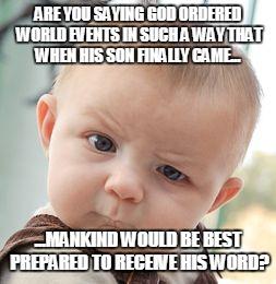 Skeptical Baby Meme Imgflip