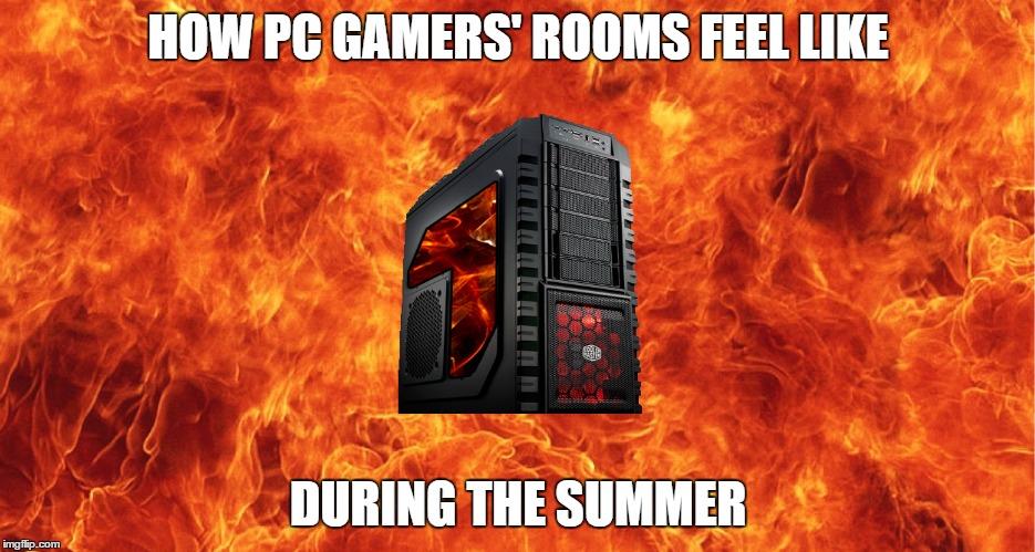 Pc Gamer S Room Imgflip