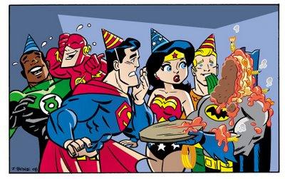 Dc Comics Happy Birthday Blank Template Imgflip