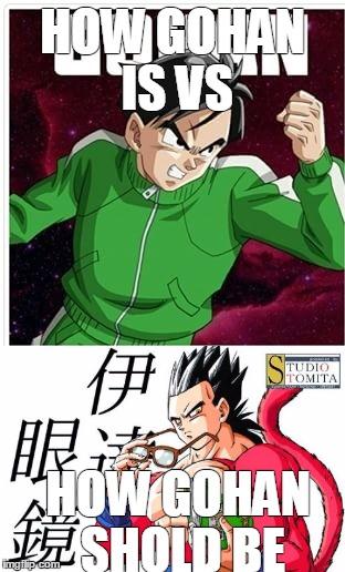 Gohan Db Super Memes Gifs Imgflip