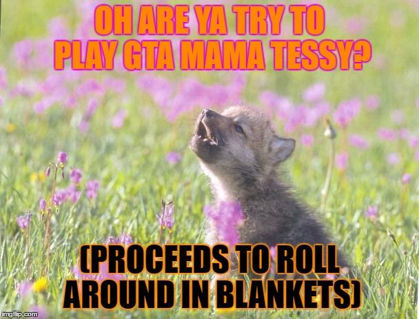 Baby Insanity Wolf Meme Imgflip
