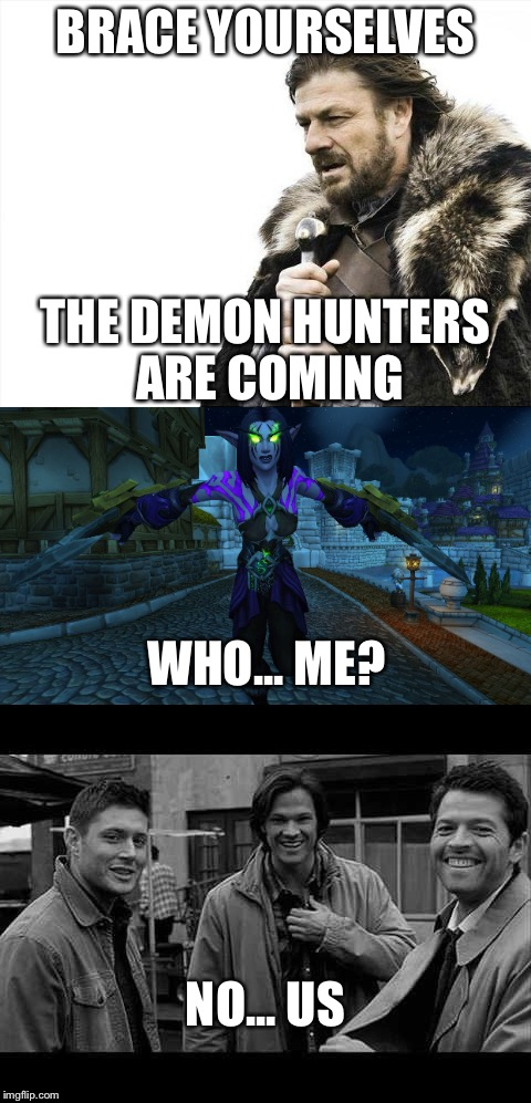 Demon Hunter Rotation Imgur