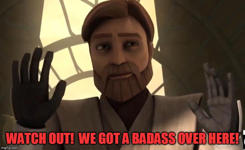Obi Wan Kenobi Master Of Trolling Imgflip