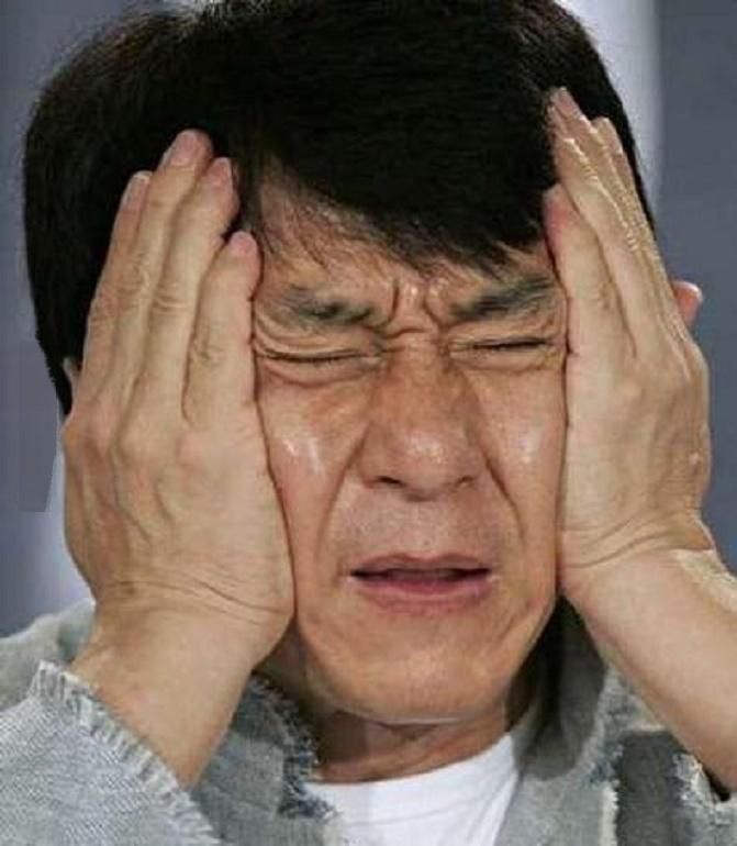 Jackie Chan N Tucker Blank Template Imgflip