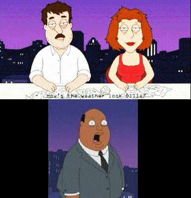 Family Guy Ollie Williams Tom High Blank Template Imgflip