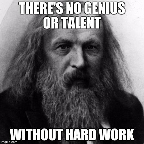 Dmitri Mendeleev Tobolsk Periodic Table Scientist Periodic Trends
