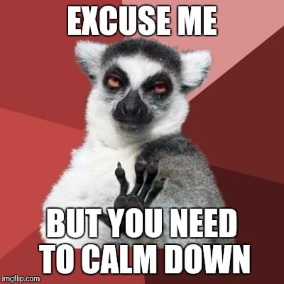 「calm down」的圖片搜尋結果