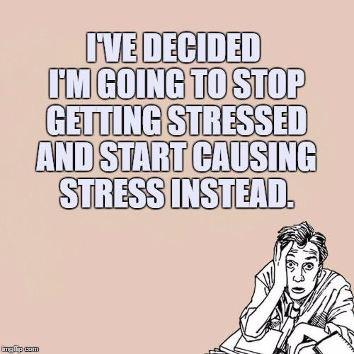 Stressed Guy Imgflip