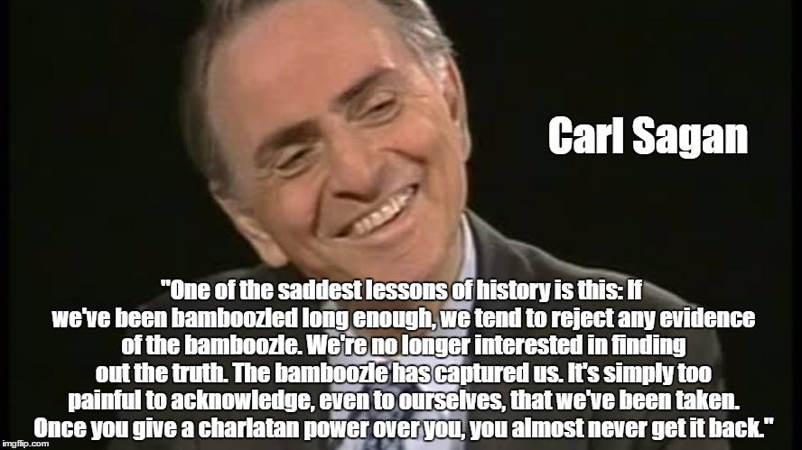 Pax On Both Houses Mark Twain Carl Sagan And Isaac Asimov It Is