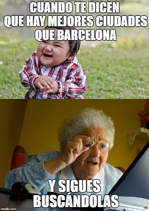 memes de Barcelona