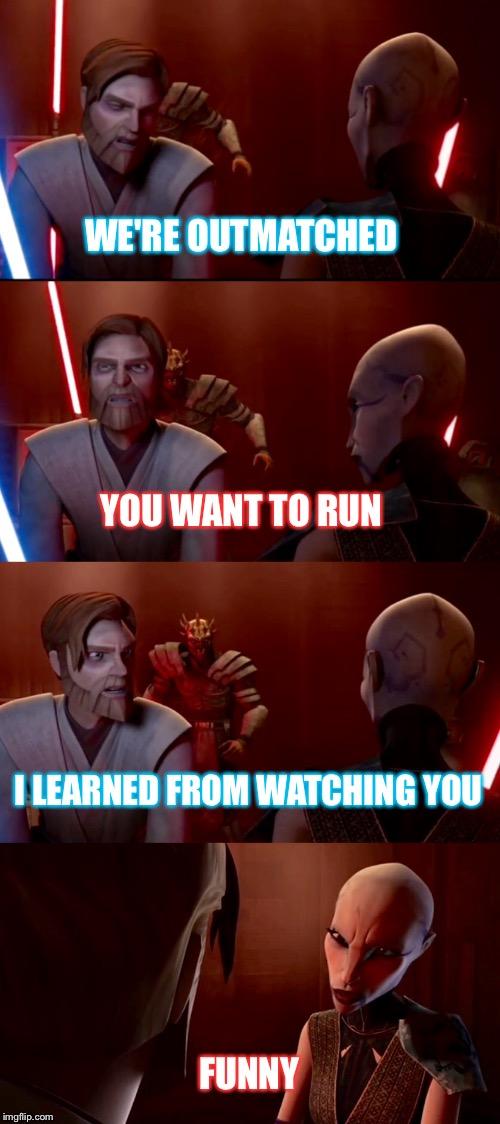 Obi Wan Sarcasm Memes Gifs Imgflip