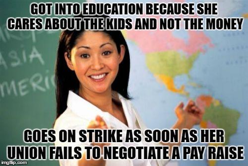 Unhelpful High School Teacher Meme Imgflip