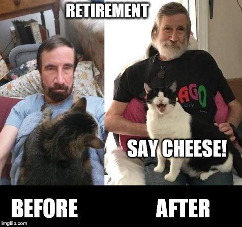 Retirement Funny Memes