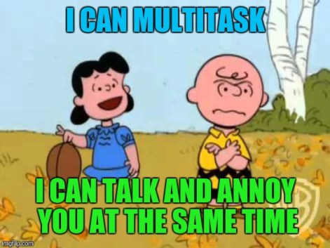 Image result for comics multitask