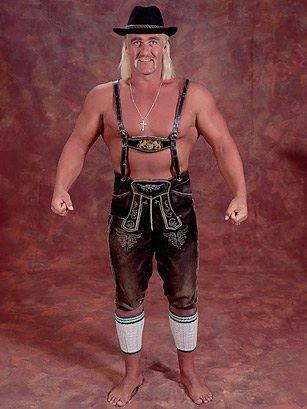 Hulk Hogan Birthday Wish Blank Template Imgflip