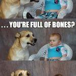 Kinderbekleidung Pun Hund Meme Tostadora De