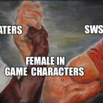 Black White Arms Meme Generator Imgflip