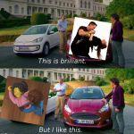 Top Gear Cars Comparison Meme Generator Imgflip