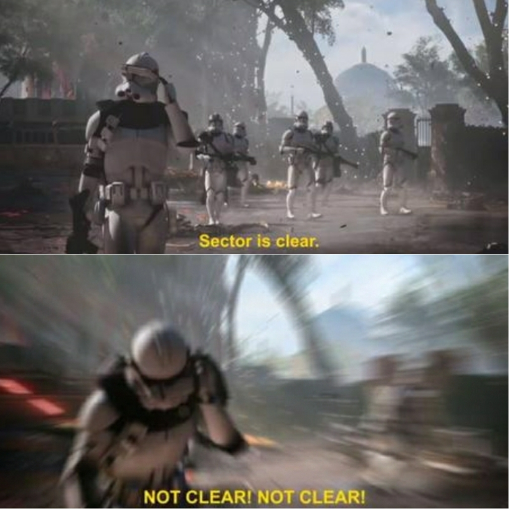 25 Best Sector Is Clear Memes Not Memes Age Memes And Memes