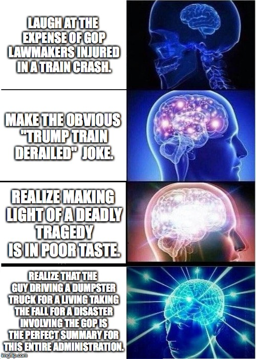 A Literal Train Wreck Imgflip