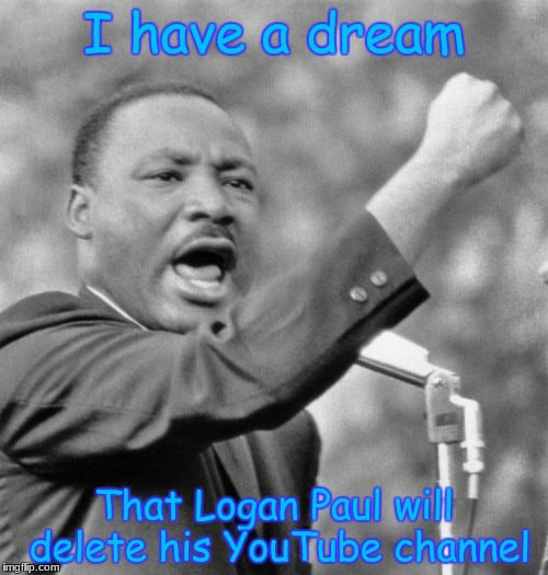 He Has A Dream Imgflip