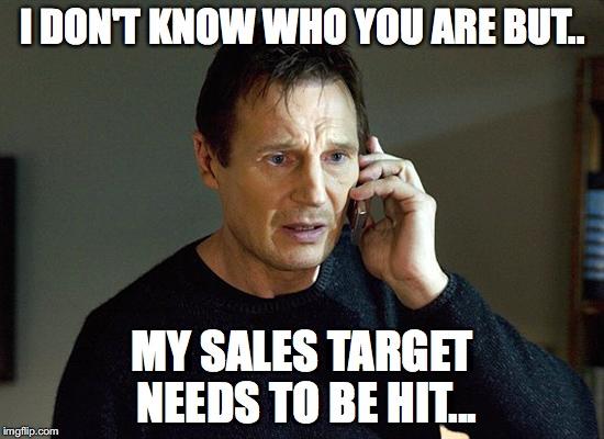 Challenges of Sales People