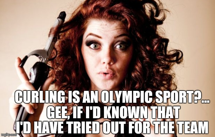 Curling Memes Gifs Imgflip