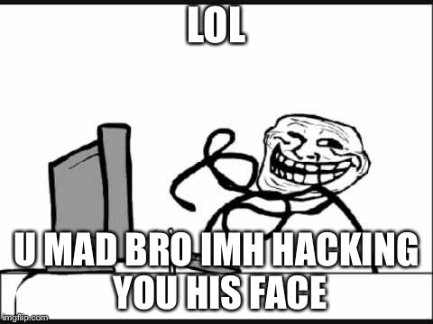 Troll Face Imgflip