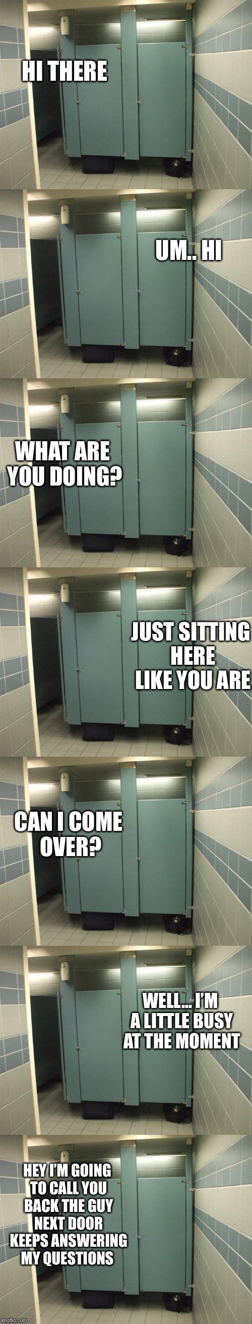 Bathroom Stall Meme Generator Decoromah