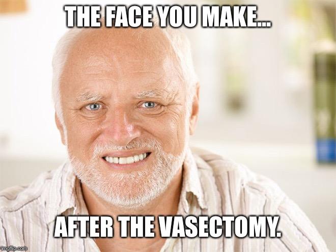 Hide The Pain Harold Meme Multiple Sad Guy Face Tote Bag By