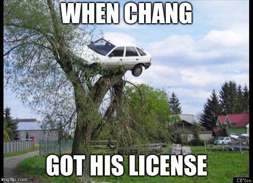 Secure Parking Meme Imgflip