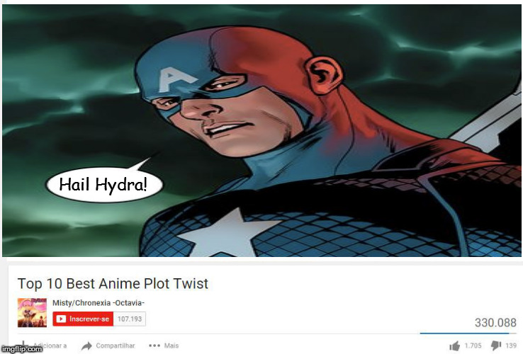 Image Tagged In Top 10 Anime Plot Twist Imgflip