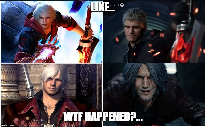 Devil May Cry Memes Youtube