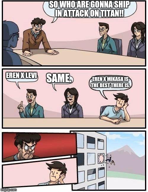 Create Meme Neslihan Neslihan Eren X Mikasa Attack On Titan 2
