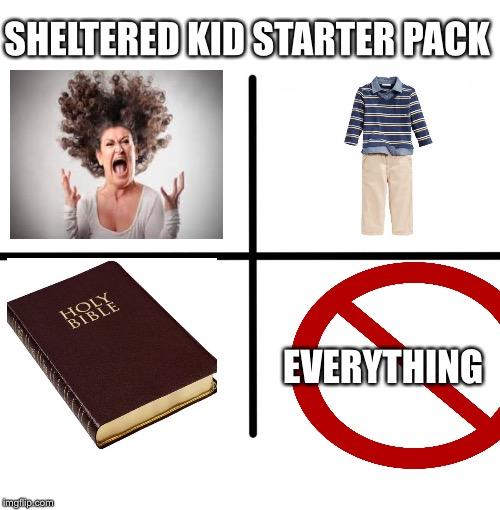 Blank Starter Pack Memes Gifs Imgflip