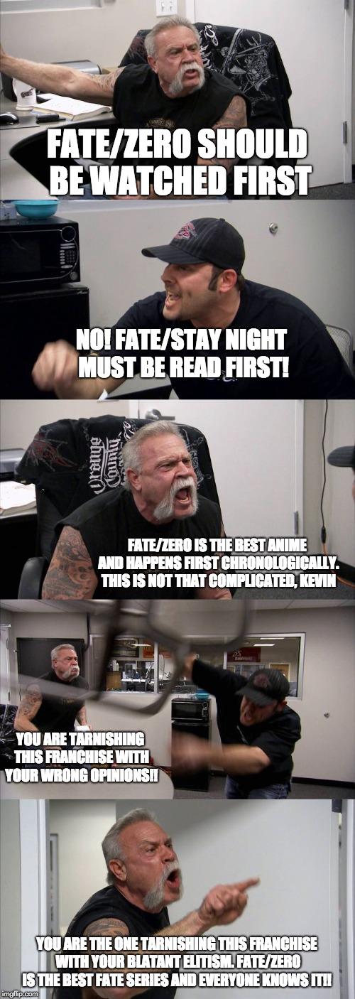 Fate Meme Anyone Animemes
